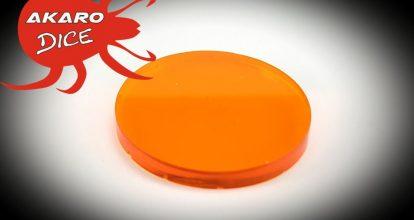 Naranja Translúcido